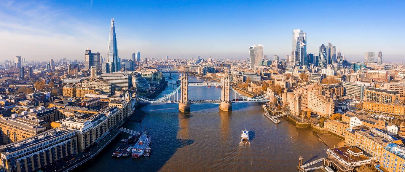 Photo of London city