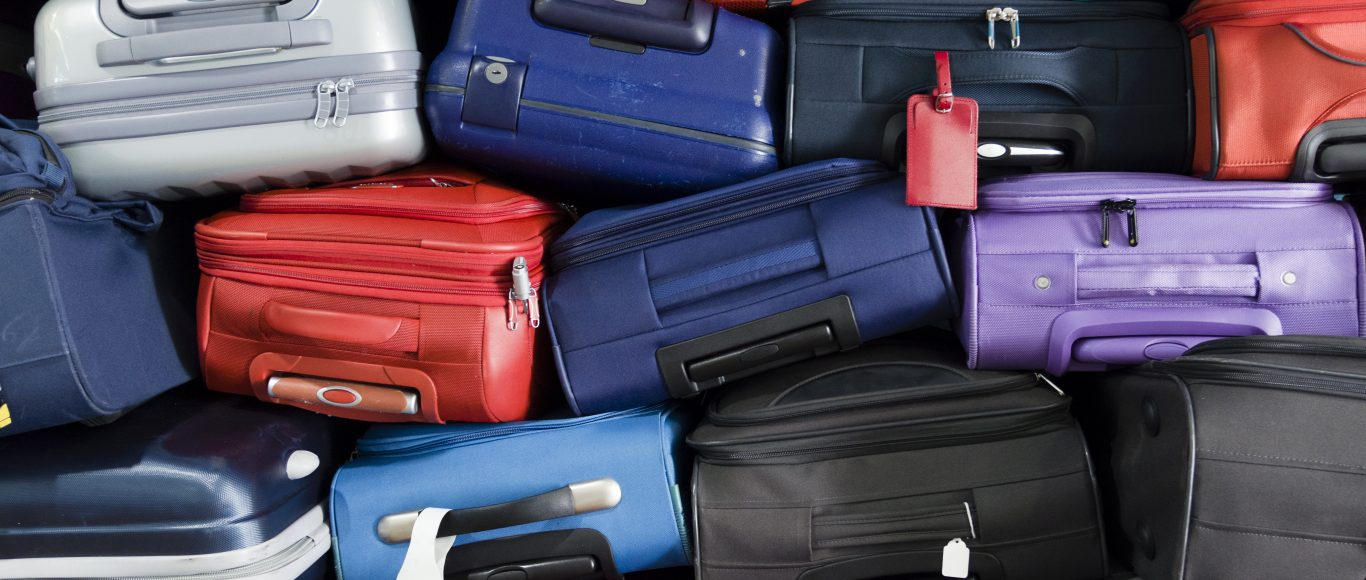 Photo of suitcases