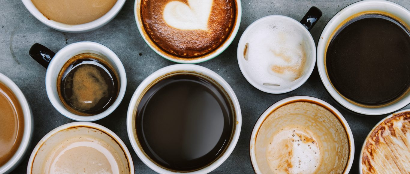 Photo of coffee in cups