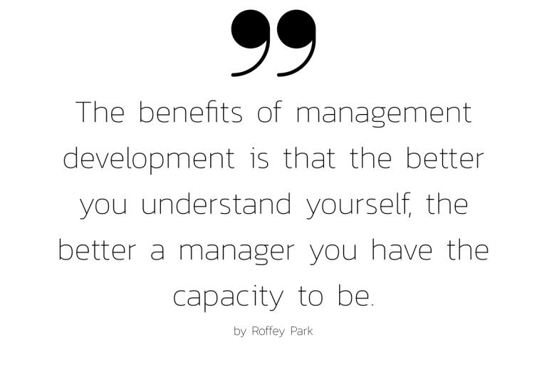 Senior management skills quote