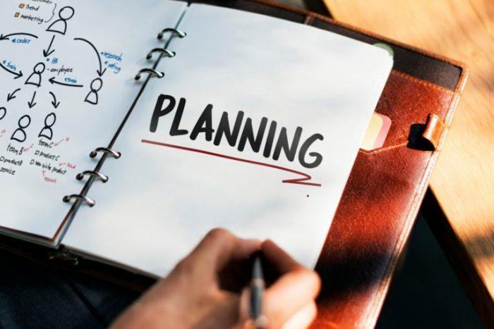 Management planning skills