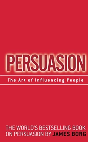 Persuasion book by James Borg