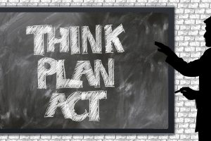 Think, Plan, Act photo