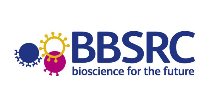 Photo of the 'BBSRC' logo