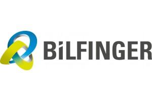 Photo of the 'Bilfinger' logo