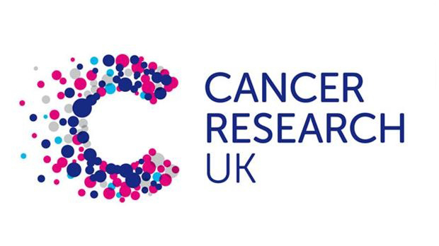 Photo of the 'Cancer Research UK' logo