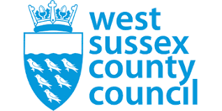 Photo of the 'West Sussex county council' logo