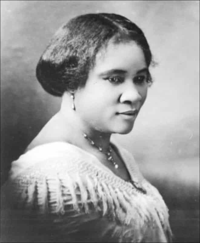 Photo of Madam C J Walker