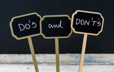 Do's and Don'ts of becoming a new manager