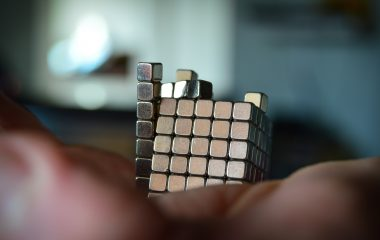 Photo of cube