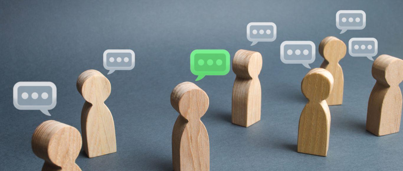 Sticking Together - Building Organisational Networks