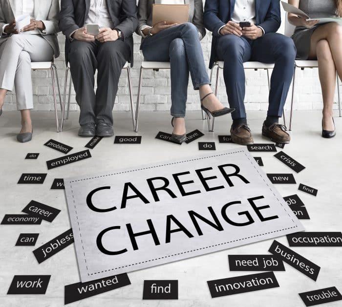 Mid-life career change